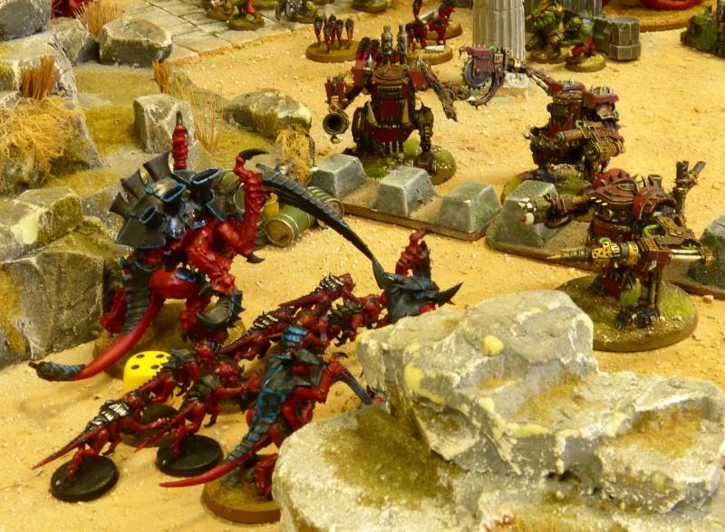 Warhammer 40K. Galerie de Batailles ! - Page 4 P1080817