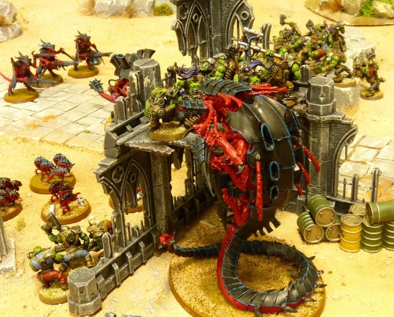 Warhammer 40K. Galerie de Batailles ! - Page 4 P1080818