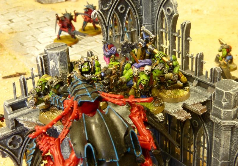 Warhammer 40K. Galerie de Batailles ! - Page 4 P1080819