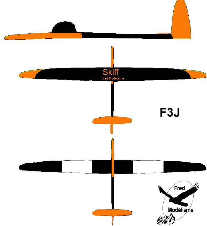 NEW F5J Fred Modélisme le SKIFF - Page 2 Robin10