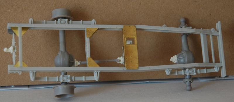 Le CMP C15A Water tank Lorry de chez Miror models. Hamilton New Zealand Dsc_0032
