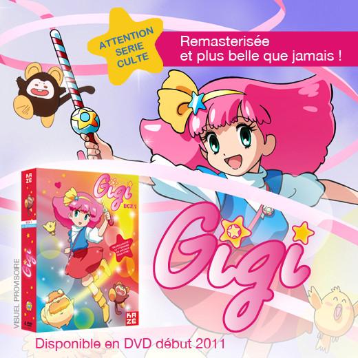 Coffret DVD Bouba le petit ourson chez Kaze 101010