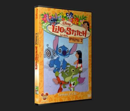 Lilo & Stitch, la série - Volume 2 Lilo210