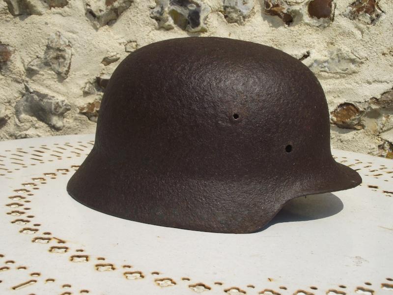 Vos casques allemands WW2... - Page 6 610