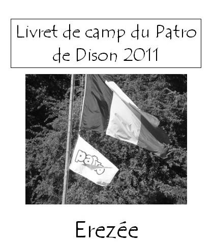 Camp 2011 (15 au 25 août ) Erezae11