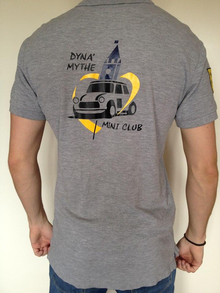 Polos Dyna'Mythe Mini Club 11855810