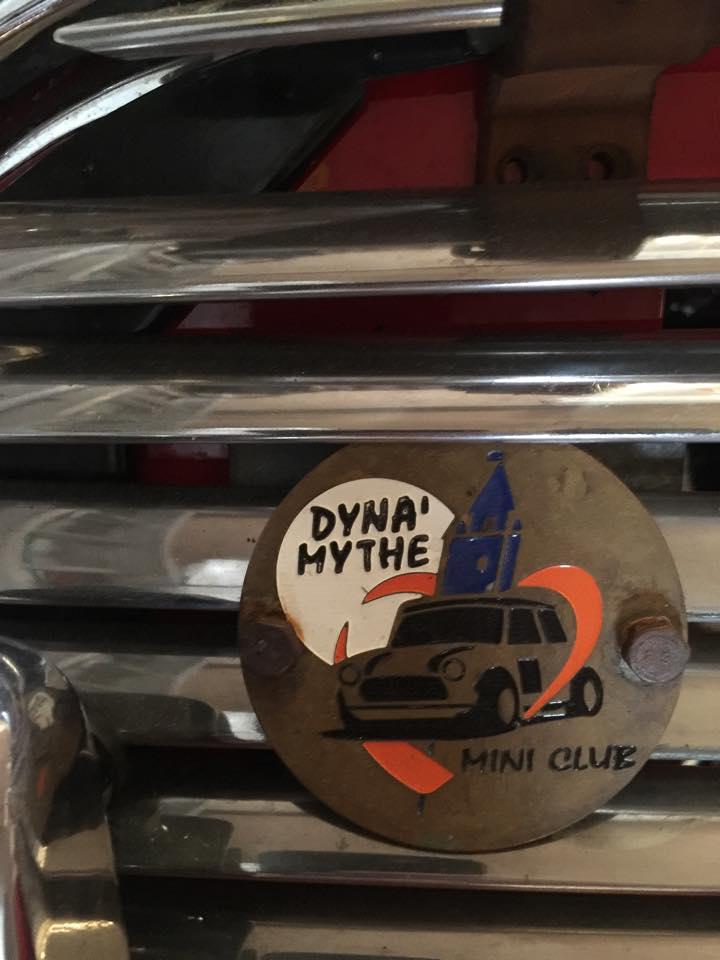 Badges de calandres DMC 12042210