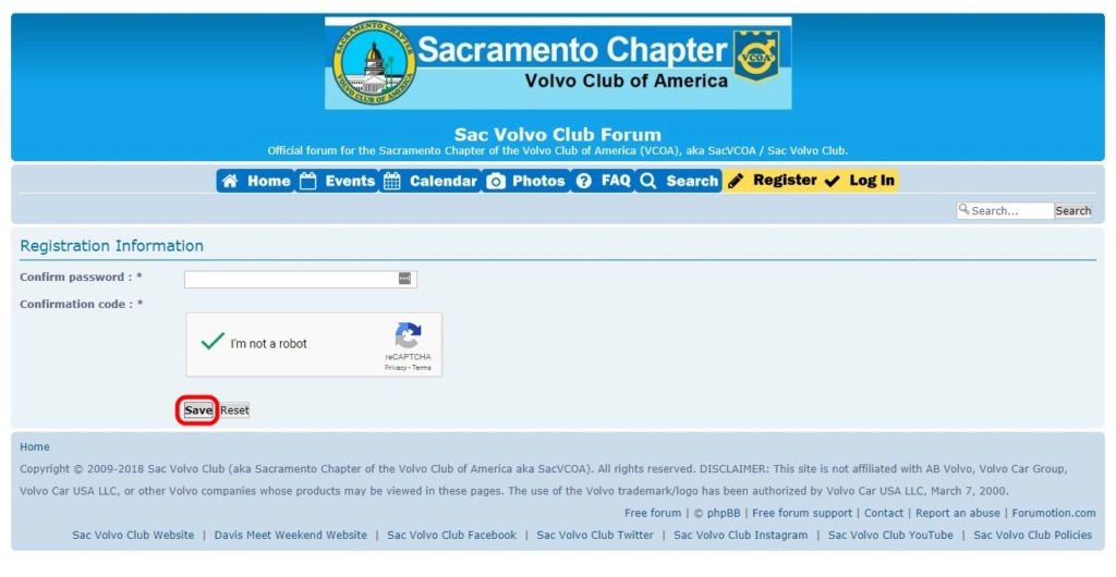Topics tagged under information on Sac Volvo Club Forum Svcfor11