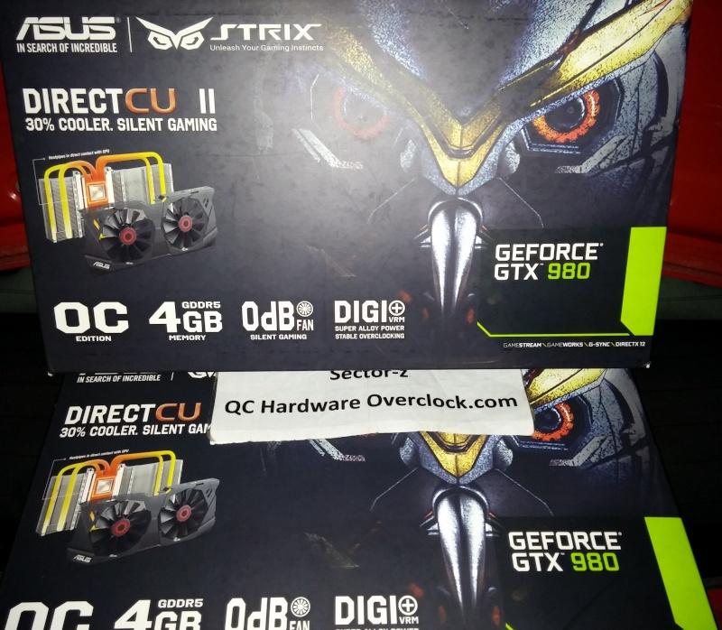 FS- 3*Asus GTX 980 StriX OC  20150911