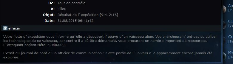 Qui dit mieux ?      EXPEDITIONS:      Concours permanent - Page 9 Record10