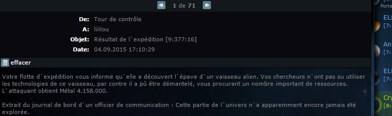 Qui dit mieux ?      EXPEDITIONS:      Concours permanent - Page 9 Record11