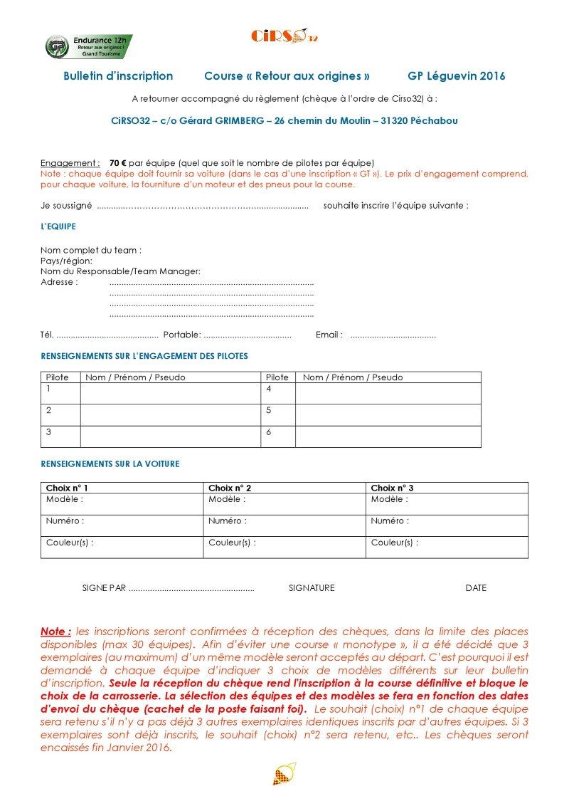 GPL 2016 : le programme des rejouissances 1progr15