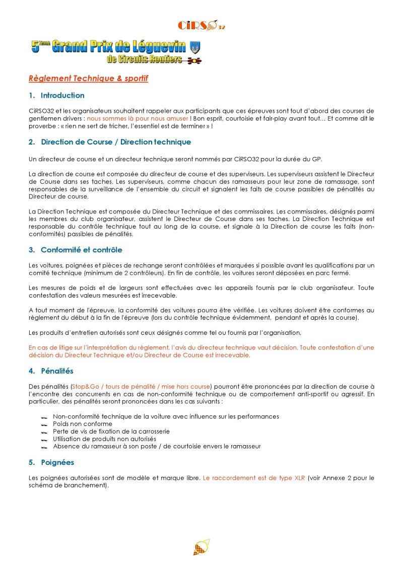 GPL 2016 : le programme des rejouissances 1progr17