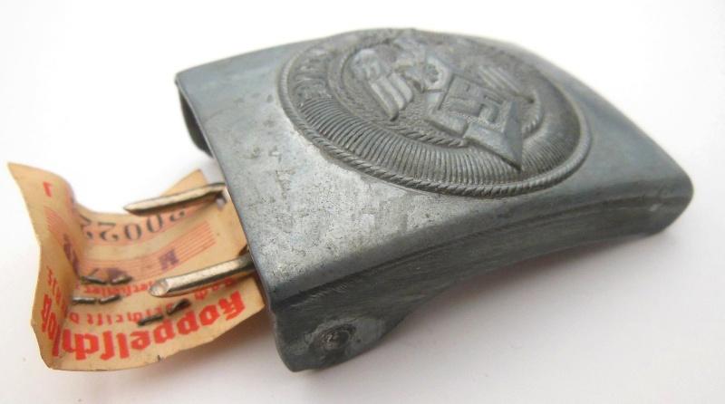 Boucle HJ (zinc) avec étiquette RZM - RZM M4/22 - CTD  Dscn5911