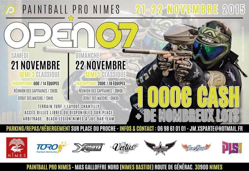 Tournoi open pro Nîmes 07 12009810
