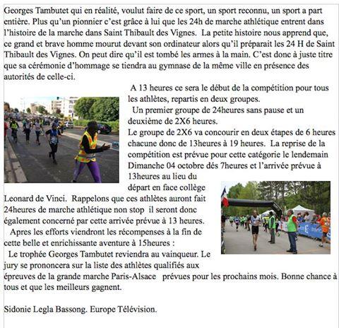 Les 24 H de St Thibault des Vignes 2015 12141710