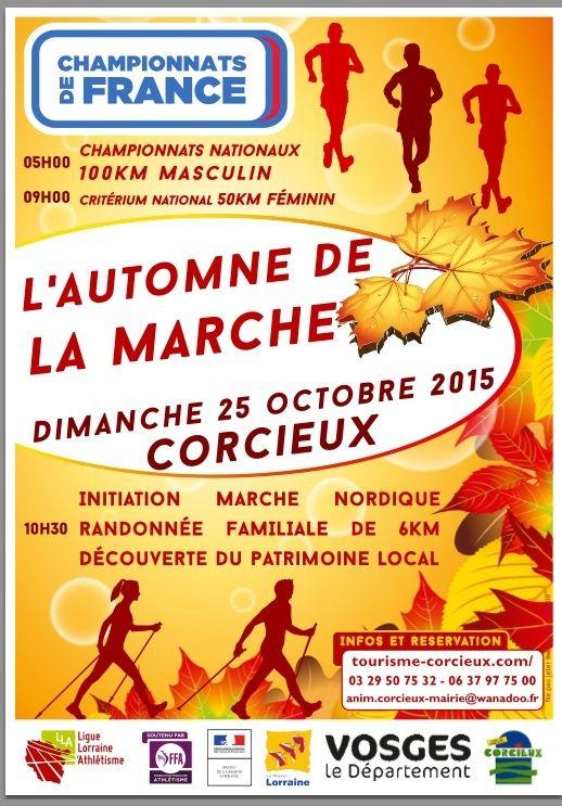 25-10-2015 Championnats nationaux 100 km marche à Corcieux Sans_t10