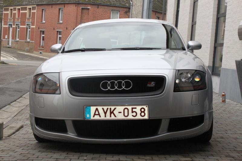 TT MK1 225CH de RUF911 Audi_t22