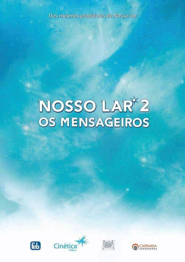 """""""Nosso Lar 2""""... Adaptation du livre """"Les Messagers"""" 11988510"""