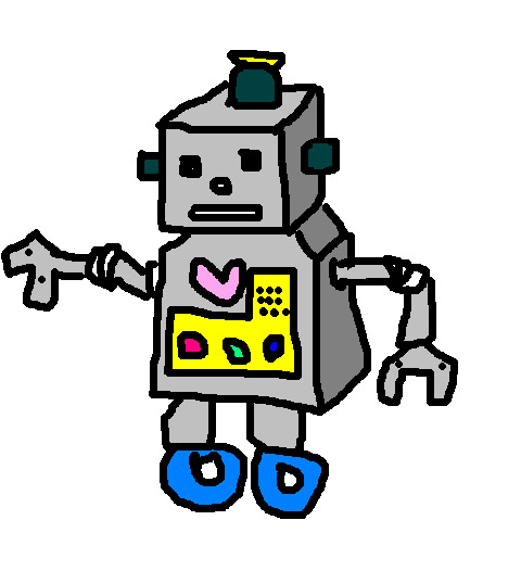 the third letter from the last -- word chain by drawing Robot10