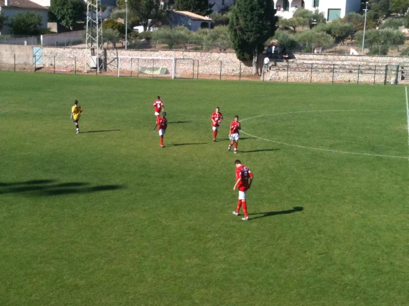 Les U15 Honneur poursuivent leur apprentissage du jeu à 11 Matchs14