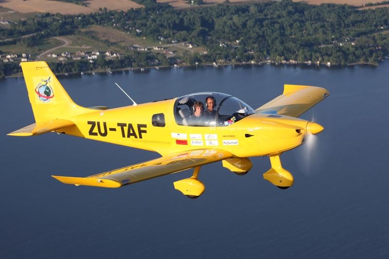 Les avions Sling en France et Europe