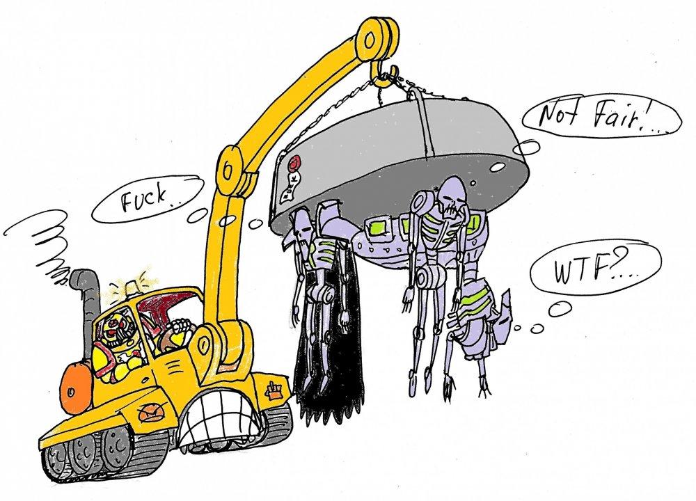 [Humour 40K] Collection d'images humoristiques - Page 5 13501010
