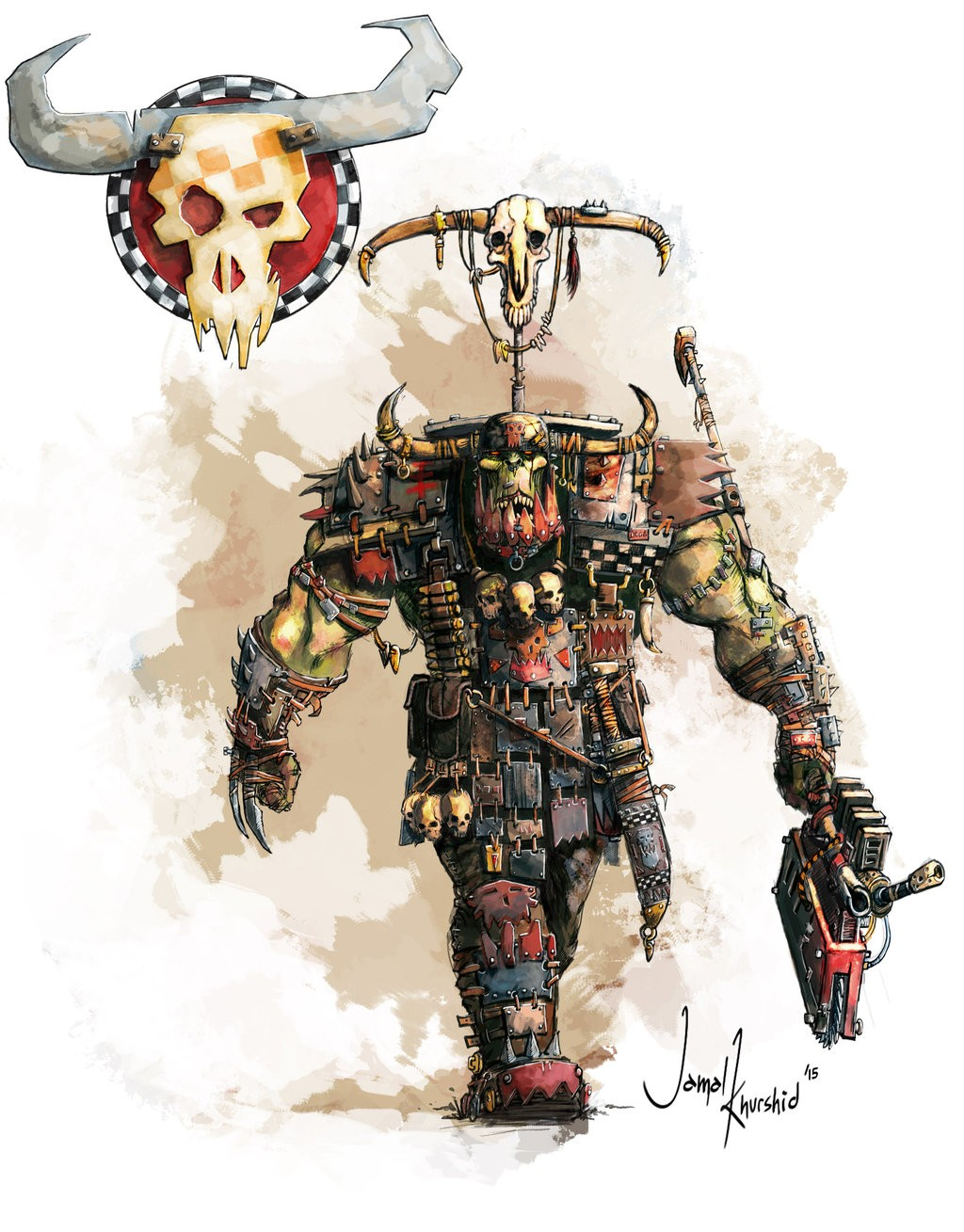 [W40K] Collection d'images : les Xenos - Page 6 E46daf10