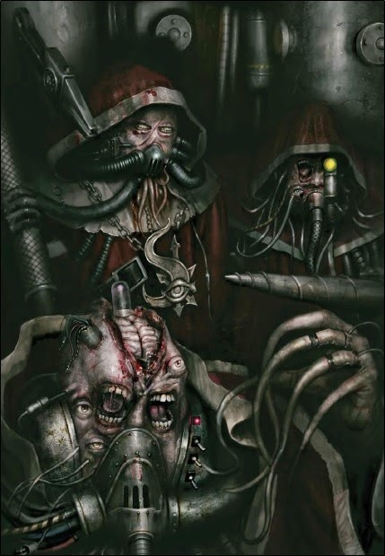 [W40K] Collection d'images : Adeptus Mechanicus - Page 3 Tecnos10