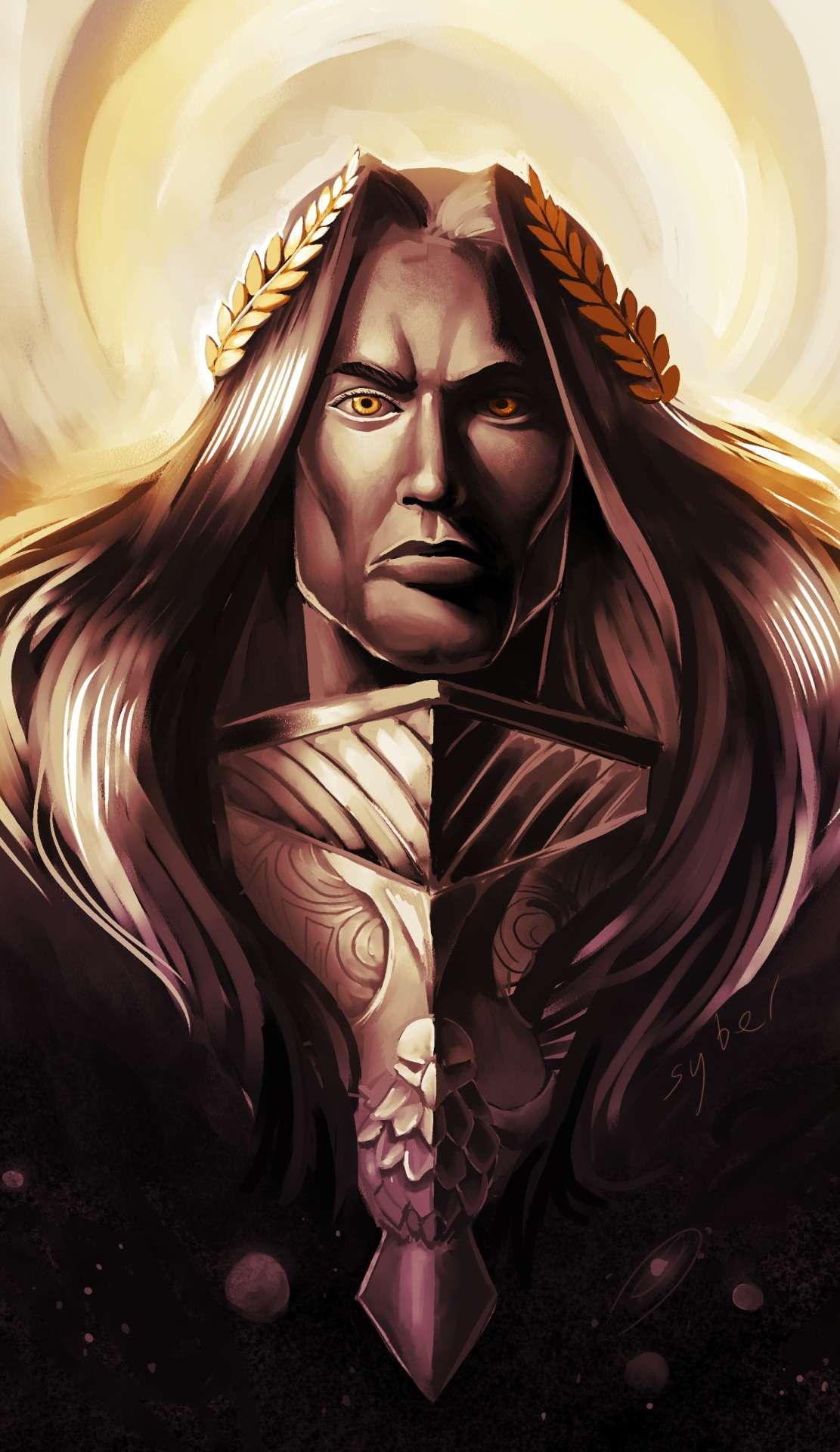 [W30K] L'Empereur de l'Humanité / The Emperor of Mankind - Page 3 Tumblr15
