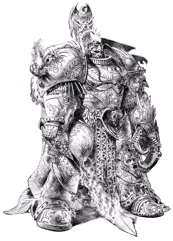 [W30K] L'Empereur de l'Humanité / The Emperor of Mankind - Page 3 Wh40k_10