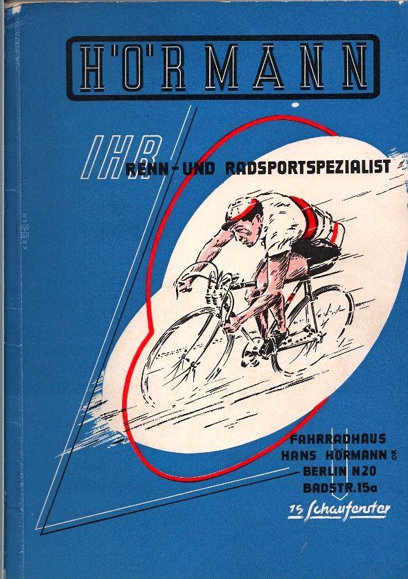 "Vélo ""Hörmann""  à identifier vu à la VELO CLASSICO Germany 2015. Besoin d'aide ! Hyrman10"