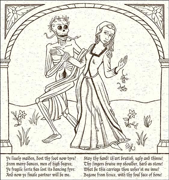 Danse Macabre (la mort inspire les artistes) Danse_11