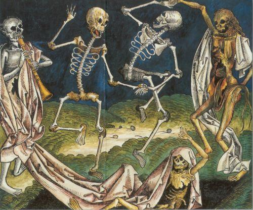 Danse Macabre (la mort inspire les artistes) Dansem12