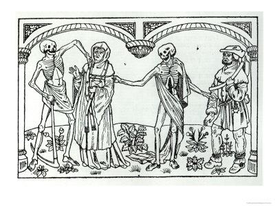 Danse Macabre (la mort inspire les artistes) Dansem13