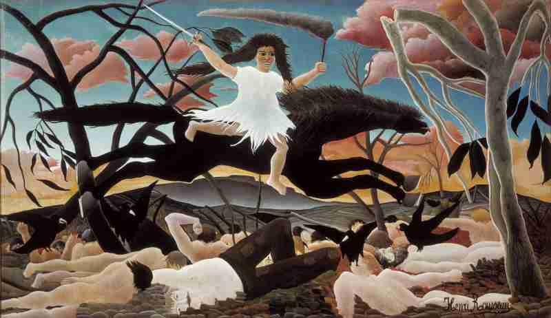 Danse Macabre (la mort inspire les artistes) Henri_10