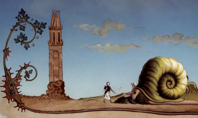 Monty Python, Sacré Graal, Director's cut Monthy10