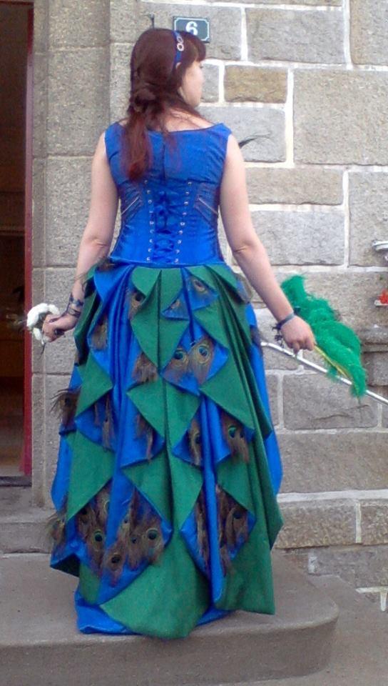 [Terminé] Ma robe de mariée steampunk 11935010