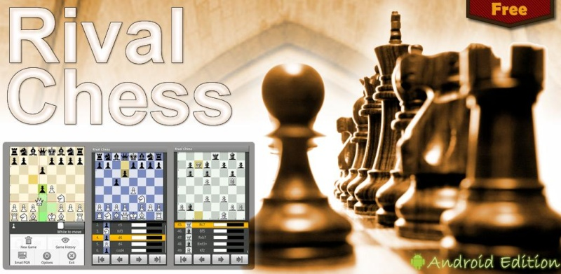 Rival Chess for Android Pqaaae10