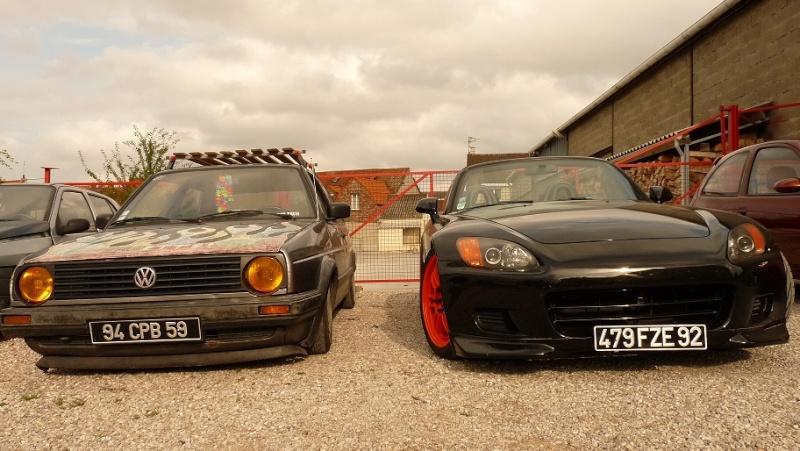 HONDA vs VW P1160511