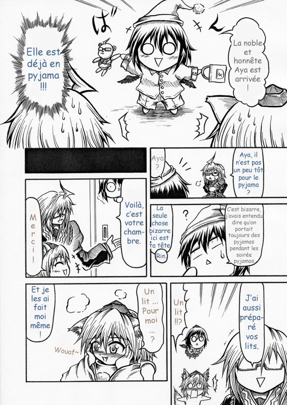 [Trad. par Lisianthus & HairMythe] Touhou Kourinden (Hidefu Kitayan) - Page 4 8910