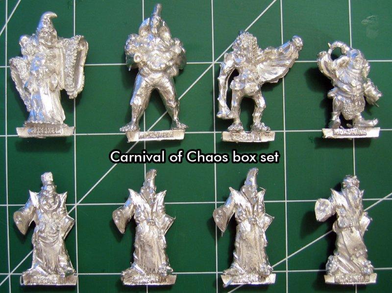 carnival - WIP: Carnival of Chaos Coc-wa11