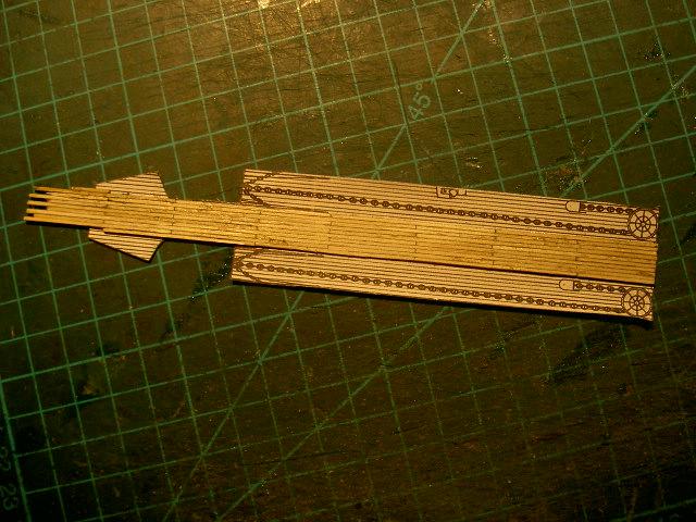 Prinz Eugen 1:200 von Hachette, gebaut von Herbie - Seite 3 05410
