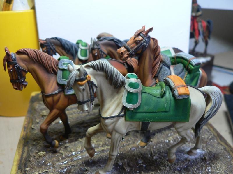 le retour des dragons d'espagne d'aprés Lalauze P1060115