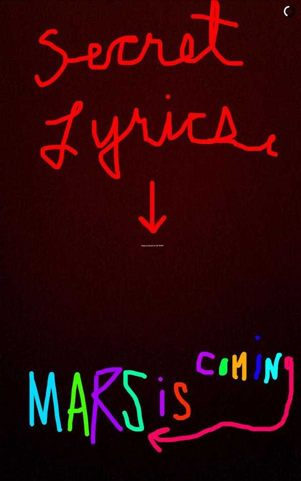 #MarsIsComing [discussion sur le nouvel album] 310