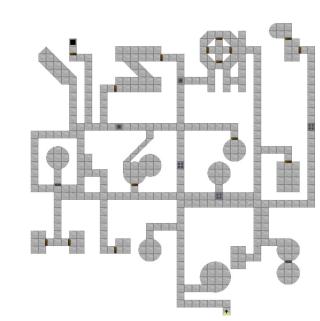 Ruine Perdu du Yin - Rank S Chiba25