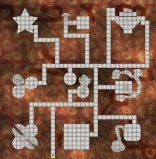 E.Donjon Sanctuaire en ruine du pays du tourbillon - Rank S Donjon27