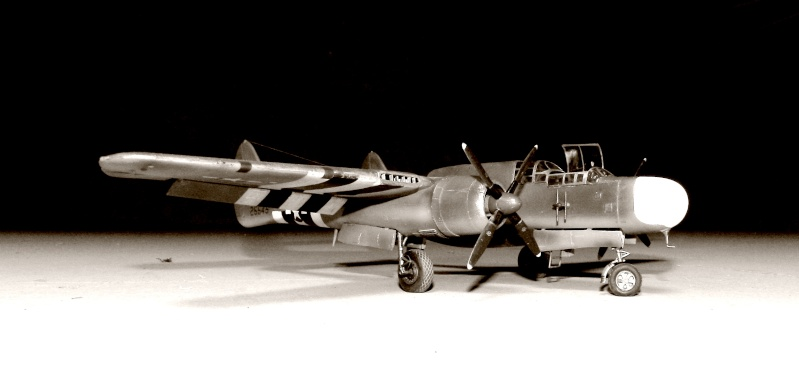 "P-61A-10 Black Widow SN 42-5598 ""Sleepy Time Gal II"" Cpt. Ernest Thomas - 6th NFS - 1945 (1/32) 2010"