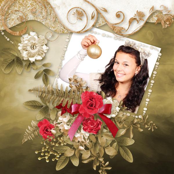 Sweet Christmas  - pour le 1er décembre Descli15