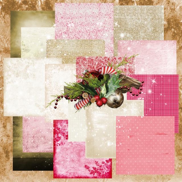 Sweet Christmas  - pour le 1er décembre Flomel84